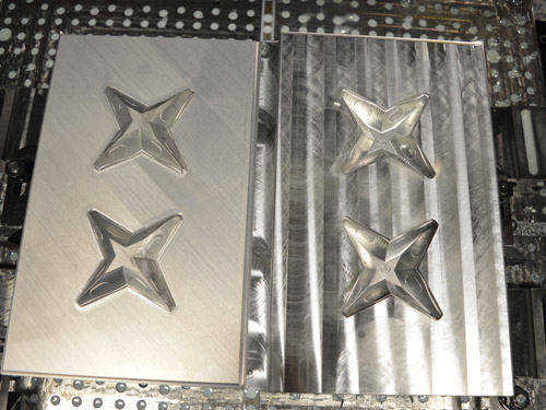 Aluminum Production Moulds